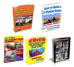 Chester Greenhalgh Hot Rod eBooks