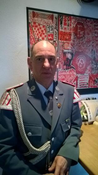 Günter Zweverink 40 Jahre