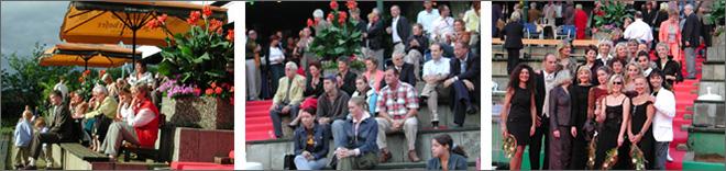 Tennisclub Rüsselsheim, 75 Jahrfeier, Vereine machen Zeitung