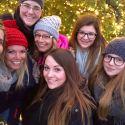 Damen des TC BW Niederbrechen auf Weihnachtstour