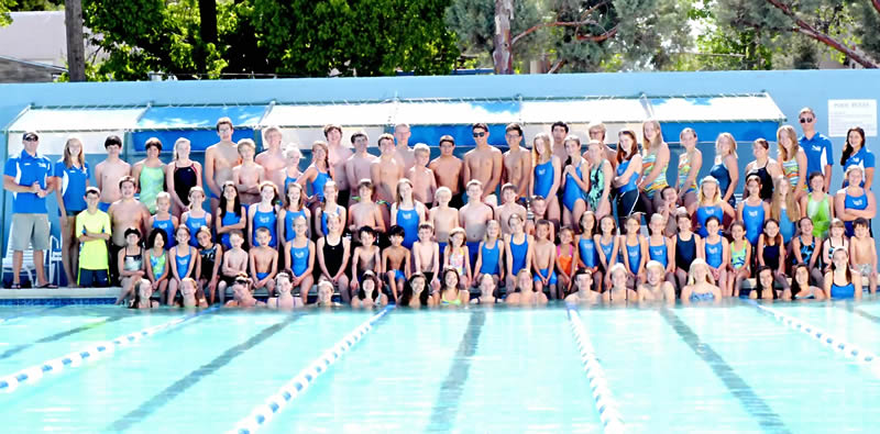 TCA Swim Team