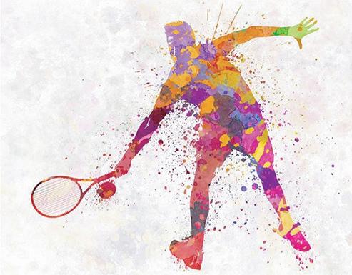 Fall tennis classes