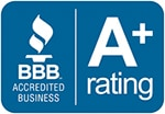 A+ Bbb electrical contractor north vancouver logo