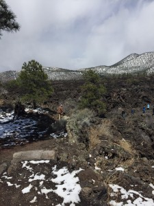 Sunset Crater Dave