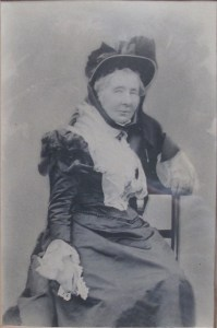 Fig. 1 Margaret Stokes. © Royal Society of Antiquaries of Ireland.