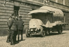 'Necessity is the Mother of Invention': Armoured Personnel Carriers in 1916