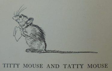 Tatty Mouse