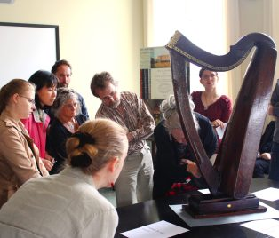 Irish Harp Summer School 2013