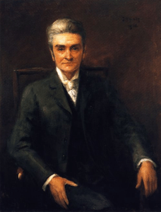 Portrait of Standish James O'Grady, 1904, by John Butler Yeats. National Gallery of Ireland