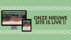 Lees meer over het artikel Onze nieuwe site is live!!!