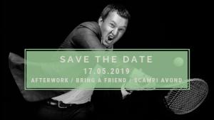 """Lees meer over het artikel """"Bring a friend"""" op 17 mei"""