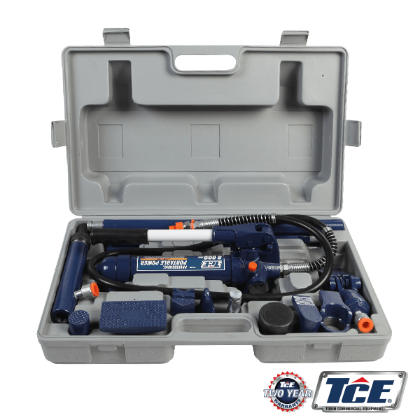 TCE70401 AUTO BODY REPAIR KIT 4TON