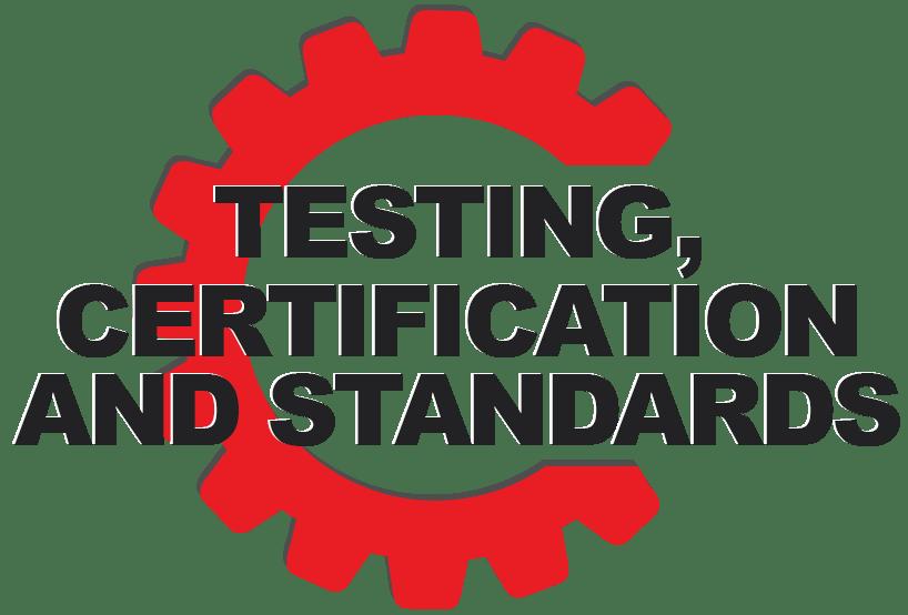TESTING CERTIFICATION STANDARD_REV 190114 REV d