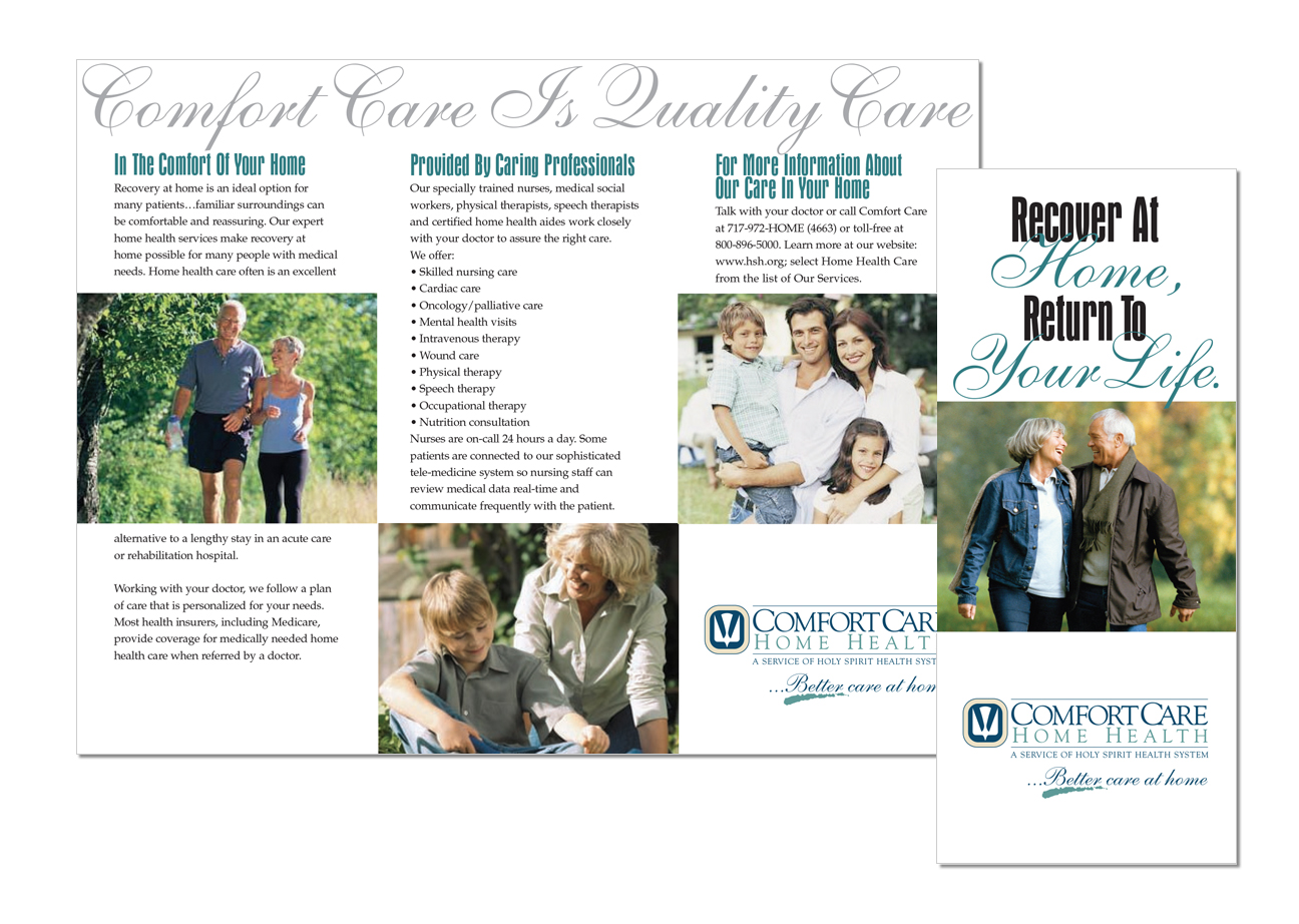 Comfort Care_ONE_Sample image