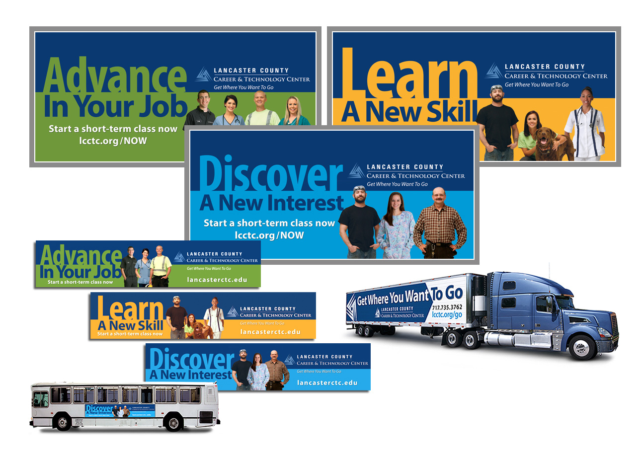 Lancaster County CTC full campaign material
