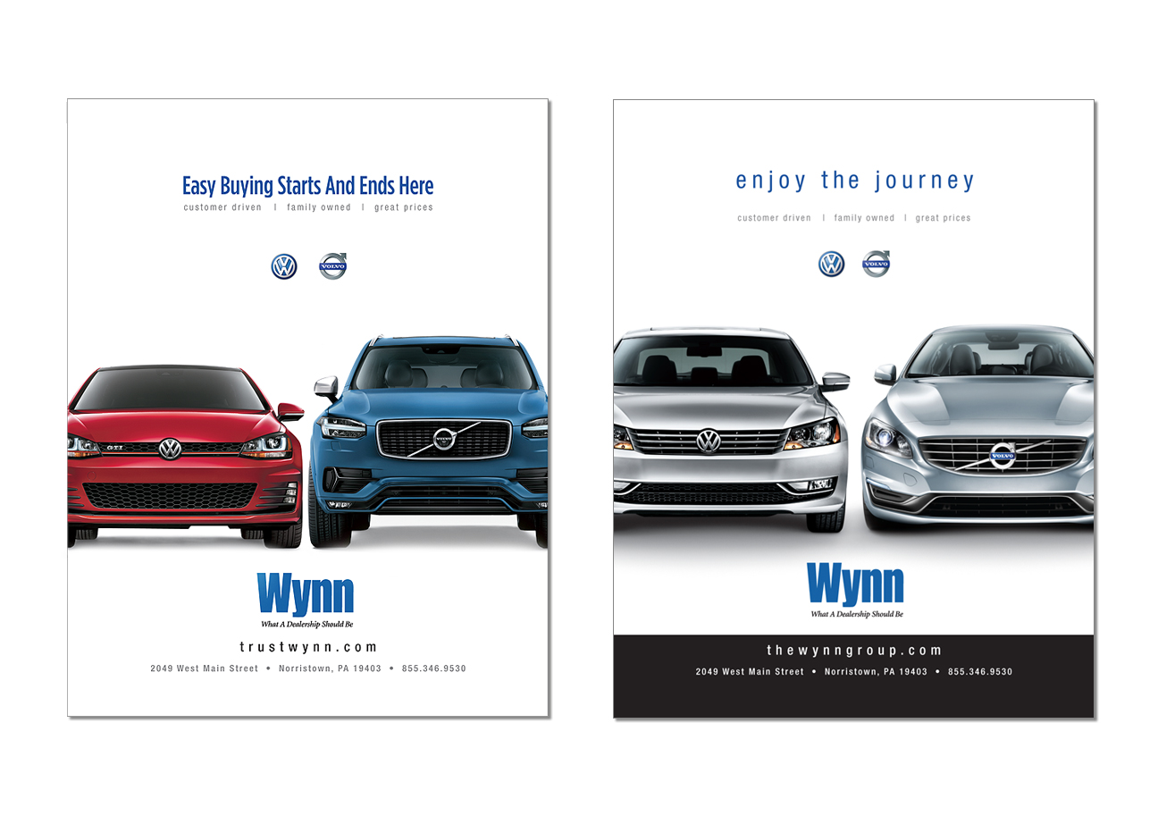 Wynn Group Trade Ads