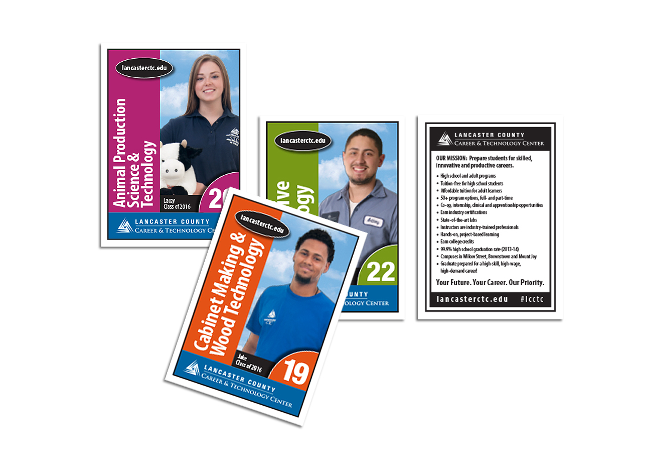 design, basebeall cards_lcctc