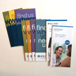 find us brochures