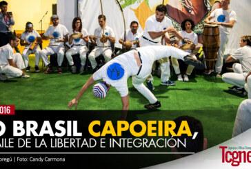 Do Brasil Capoeira, el baile de la libertad e integración