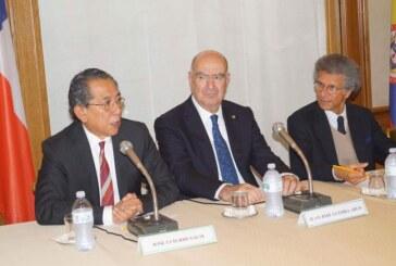 Presentato il nuovo Ambasciatore Italiano in Messico all'IILA