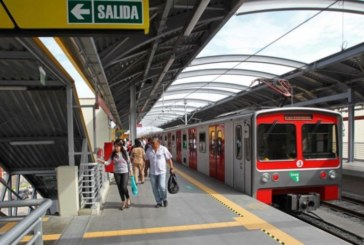 El Metro de Lima espera primero de sus nuevos veinte trenes hechos en España