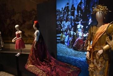 Teatro de la Scala, un siglo de trajes expuestos en el Palazzo Reale
