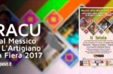 """RACU dal Messico a """"L'Artigiano in Fiera 2017"""""""