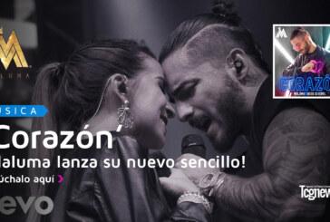 """Maluma estrena su nuevo sencillo """"Corazón"""": escúchalo aquí"""
