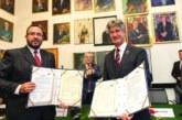 Bolivia firma en Austria un acuerdo para formar a ingenieros ferroviarios
