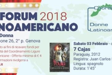 Il Coordinamento Ligure Donne Latinoamericane presenta il Cineforum Latinoamericano 2018