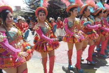 El Carnaval Patrimonio de la Humanidad de Bolivia suma un nuevo atractivo