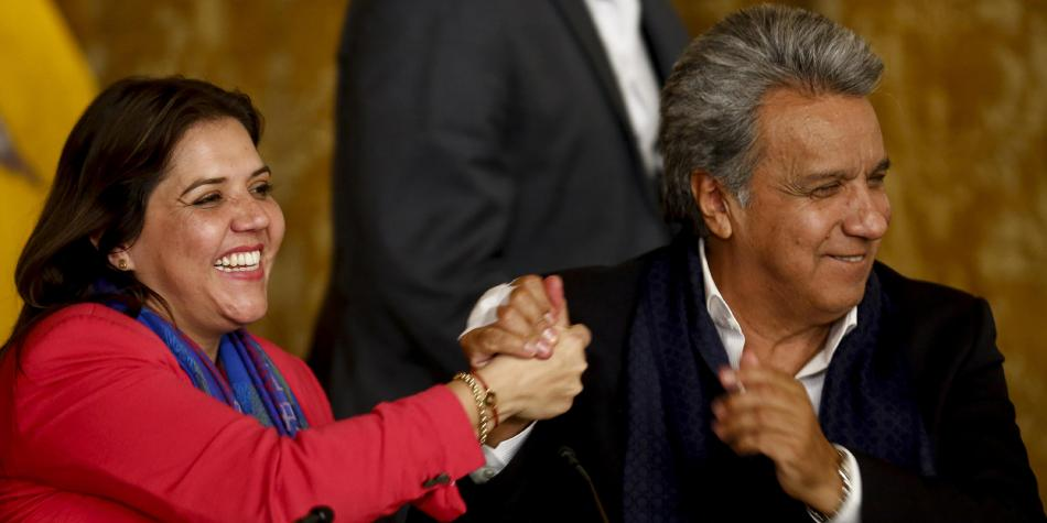 """El """"Sí"""" gana en las siete preguntas de la consulta popular en Ecuador"""