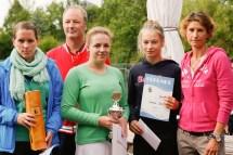 Sieger Damen Landkreismeisterschaft Ebersberg 2013