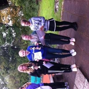 Sieger Juniorinnen 18 Landkreismeisterschaft Ebersberg 2014