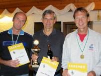 Sieger Herren 50 Landkreismeisterschaft Ebersberg 2015