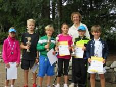 Sieger Midcourt Landkreismeisterschaft Ebersberg 2015