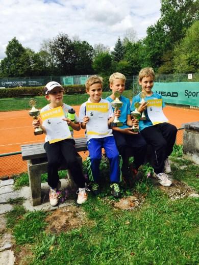 Sieger U9 Landkreismeisterschaft Ebersberg 2015