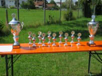 Pokale Clubeisterschaft TC Topspin Grafing Ebersberg 2016