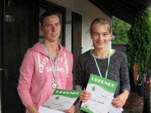Sieger Damen Landkreismeisterschaft Ebersberg 2016