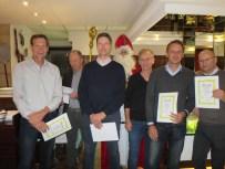 Herren 50 Gruppensieger Bezirksklasse 2 München Oberbayern 2017