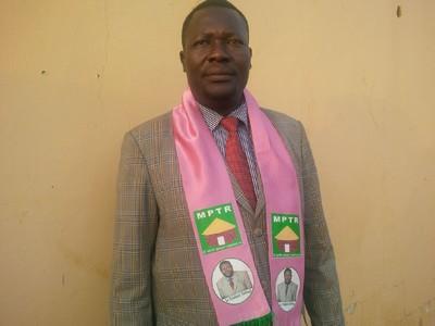 Tchad: Brice Mbaïmon Guedmbaye, chef du parti MPTR, c'est 6 millions de CFA pour le débaucher du FONAC