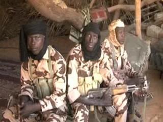 Soldats retrouvés à Faya-largeau