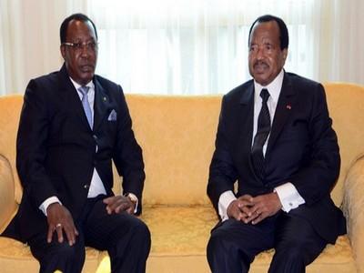 Tchad: pour caser son ministre des Affaires étrangères, Idriss Déby envoie son Premier ministre au Cameroun pour «s'ouvrir prioritairement à son frère Paul Biya»