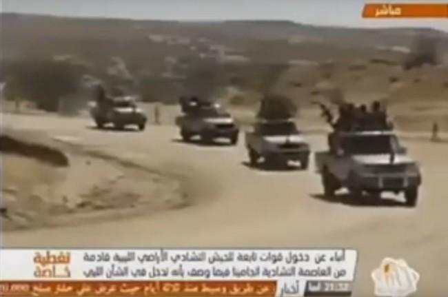 Le Président Idriss Déby déploie 300 blindés en Libye: pour épauler le maréchal Khalifa Haftar ou(et) pour attaquer les rebelles tchadiens ?