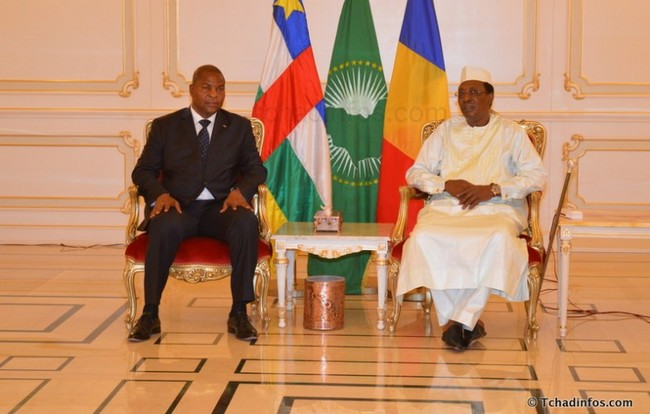 Amnistie des criminels de l'ex-Seleka et des Anti-Balaka: le «non» des Centrafricains à Idriss Déby