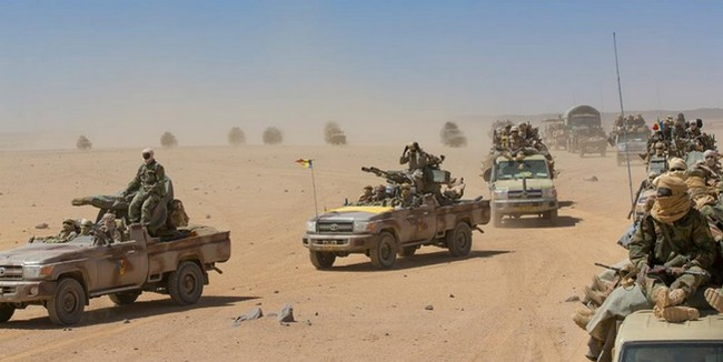 Bruits de bottes grandissants dans le nord du Tchad: les troupes du «warrior» Idriss Déby en première ligne pour soutenir Haftar en Libye ?
