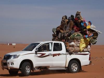 Tchad: la fermeture de la frontière avec la Libye pénalise sévèrement les populations du Grand BET
