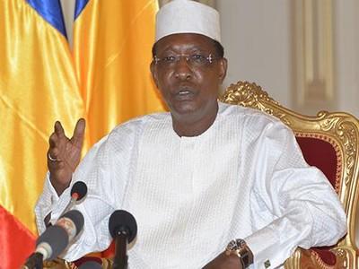 Idriss Déby traite les Tchadiens qui n'ont pas soutenu la candidature de Moussa Faki Mahamat d' «apatrides, des mercenaires à la solde des officines extérieures»