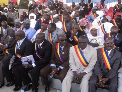 Le Président Idriss Déby reporte sine die les élections législatives au Tchad