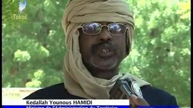 Tchad: Kedallah Younous Hamidi est sorti libre de la sinistre prison d'Am-Sinéné après avoir terminé sa punition de quatre mois